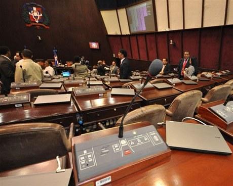 Suspenden labores legislativas y administrativas en el Congreso Nacional