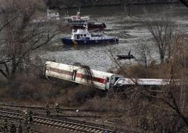 Maquinista de tren accidentado en EEUU admite que se estaba quedando dormido
