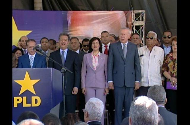 Ex presidente Fernández dice PLD pretende gobernar hasta el 2044