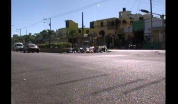 Tras celebración de la Nochebuena, la ciudad queda desolada y con basura