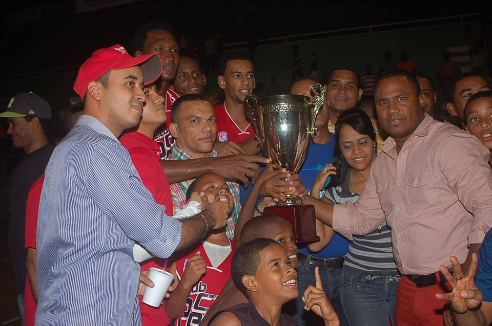 Ciro Pérez vence a Pueblo Nuevo y se corona campeón del Torneo de Baloncesto Superior de San Cristóbal