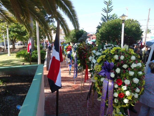 Conmemoran 158 aniversario de la Batalla de Santomé en San Juan