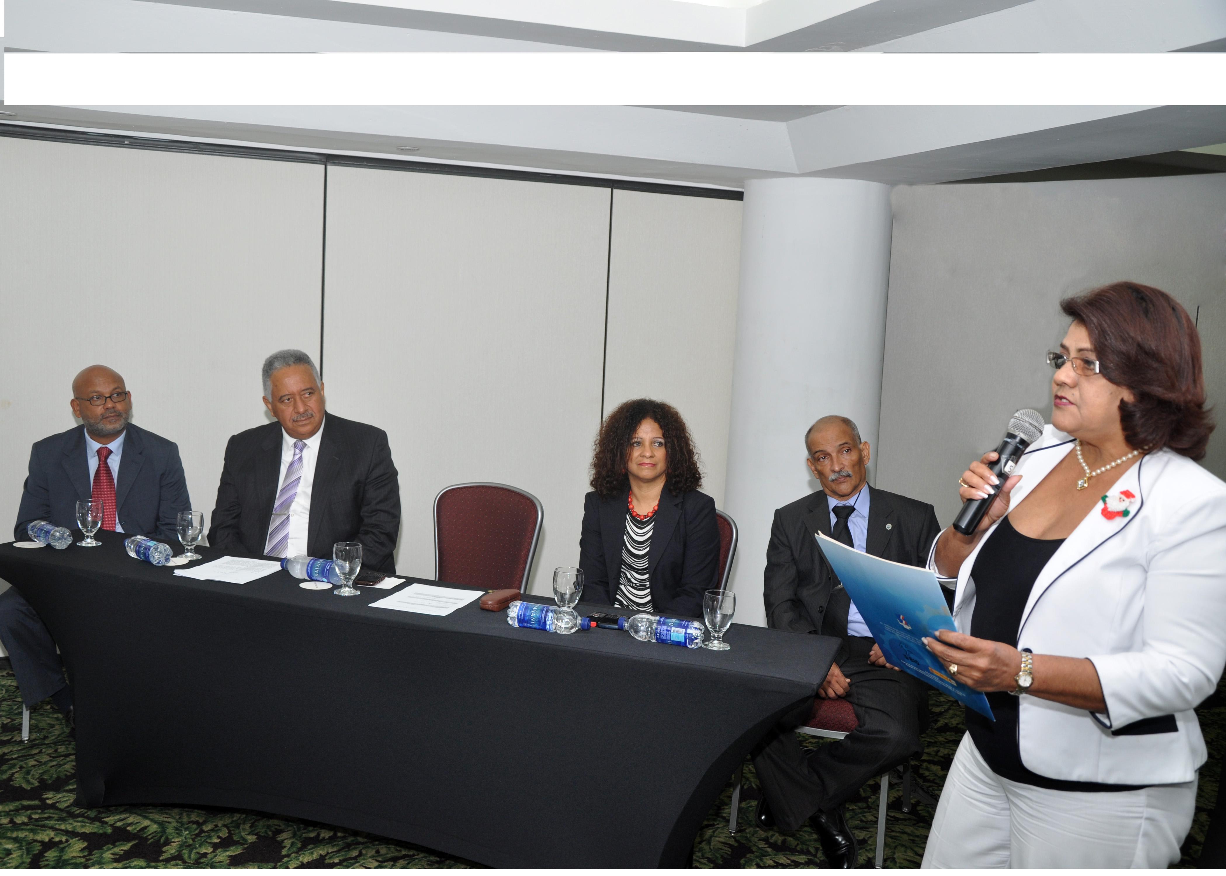 Realizan consultas para crear norma minería en el país