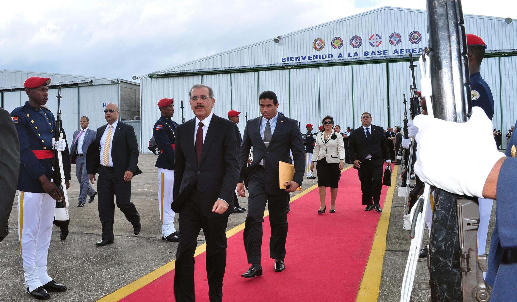 Sigue en pie reunión de Danilo Medina y el papa Francisco
