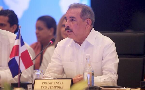 Danilo Medina, presidencia SICA: Impulsaremos formalización y crédito productivo