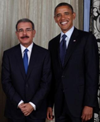 Medina envía carta a Obama, en defensa de la industria textil