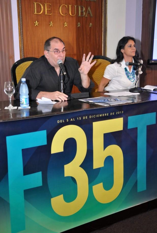 Arranca mañana el 35 Festival de Cine de La Habana con unos 500 filmes