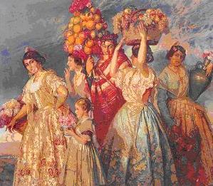 Llega a RD el impresionismo del maestro español Ignacio Pinazo