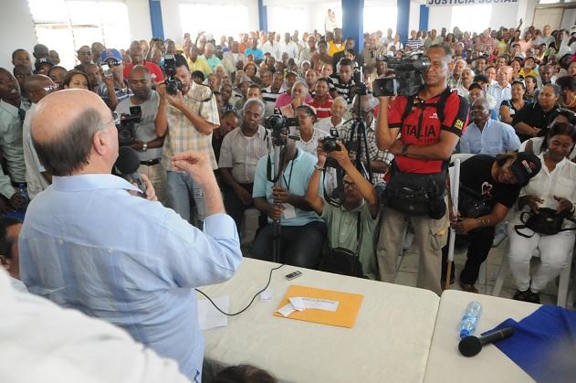 Corrientes a lo interno del PRD harán encuentro de dirigentes