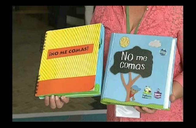 Crean libro táctil que servirá a las personas con alguna discapacidad