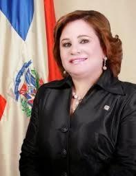 Vicepresidenta de la Cámara de Diputados presenta candidatura al CC PLD