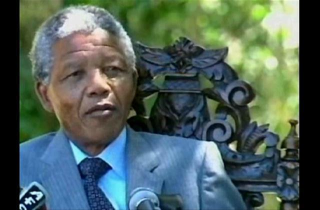 Vida, obra y vicisitudes de Nelson Mandela