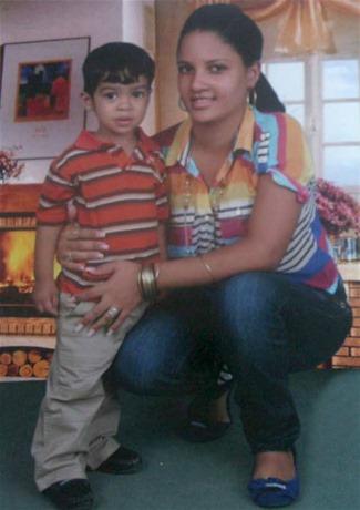 Apresan uno de dos hombres que presuntamente asesinaron niño de 2 años en Baní
