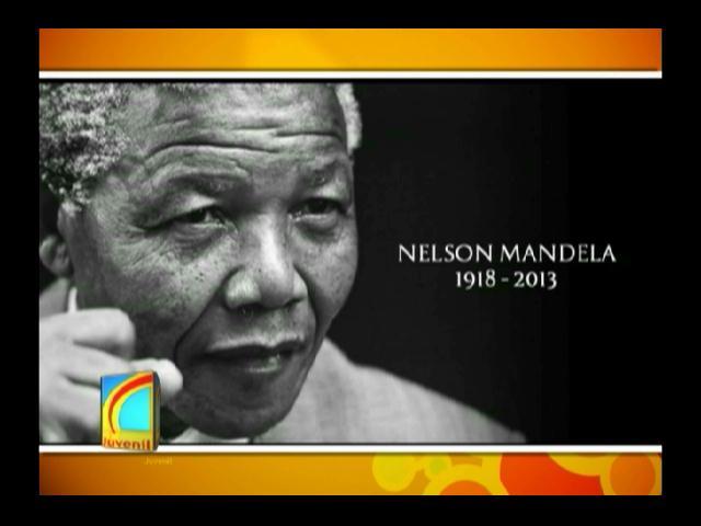 Nelson Mandela, la historia de un líder