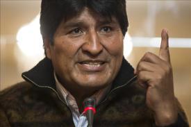 Morales viaja a China para ver el lanzamiento del primer satélite boliviano
