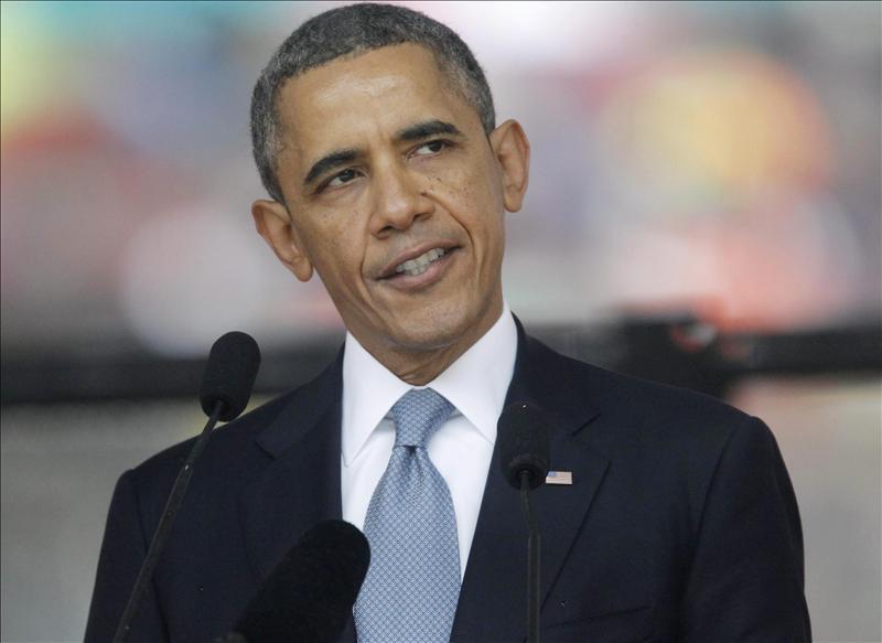 Obama homenajea a víctimas de Fort Hood, un tiroteo que