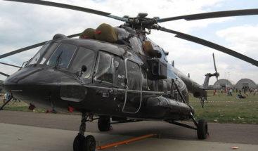 Perú comprará 24 helicópteros a Rusia para combatir narcotráfico