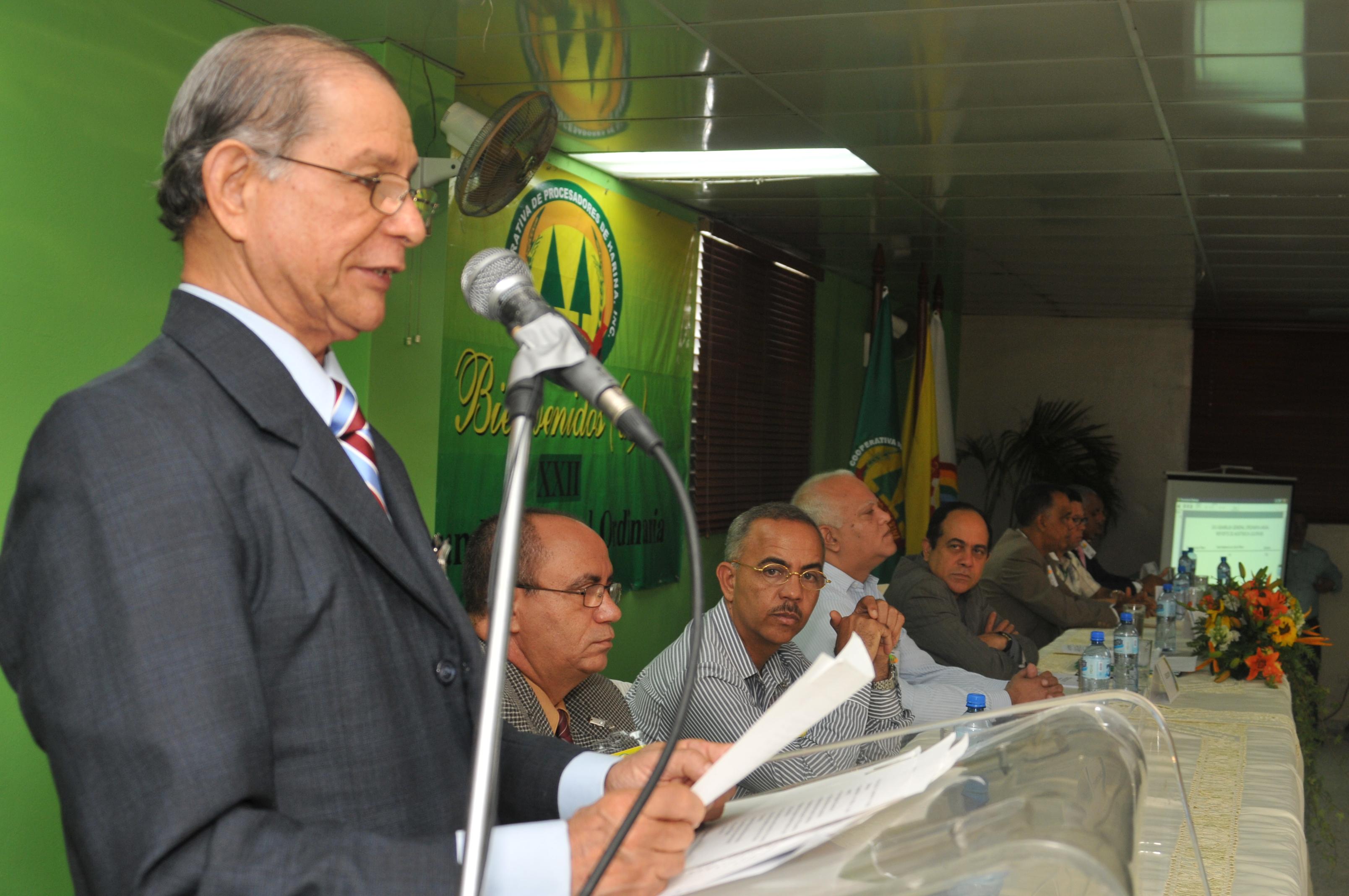 COOPROHARINA distribuye a sus socios 59 millones de pesos