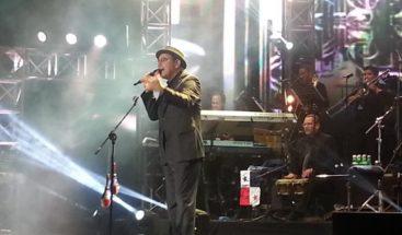 Rubén Blades, sencillo y majestuoso en Santo Domingo