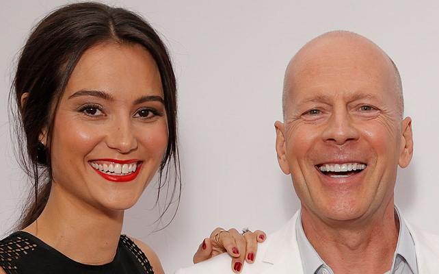 Bruce Willis de 58 años se convertirá en padre por quinta vez