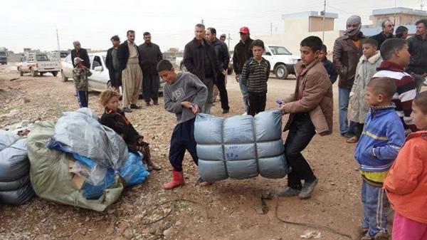 Llega a Siria cargamento ruso con 25 toneladas de ayuda humanitaria