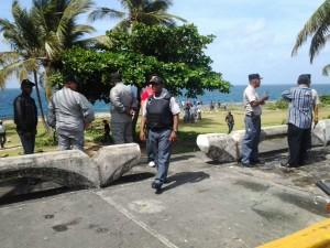 Encuentran cadáver de menor desaparecido en Güibia