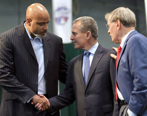 Tony Clark es el nuevo presidente ejecutivo del sindicato de jugadores