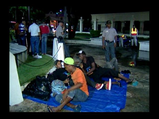 No videntes amanecerán frente del Palacio Presidencial en reclamo de presupuesto