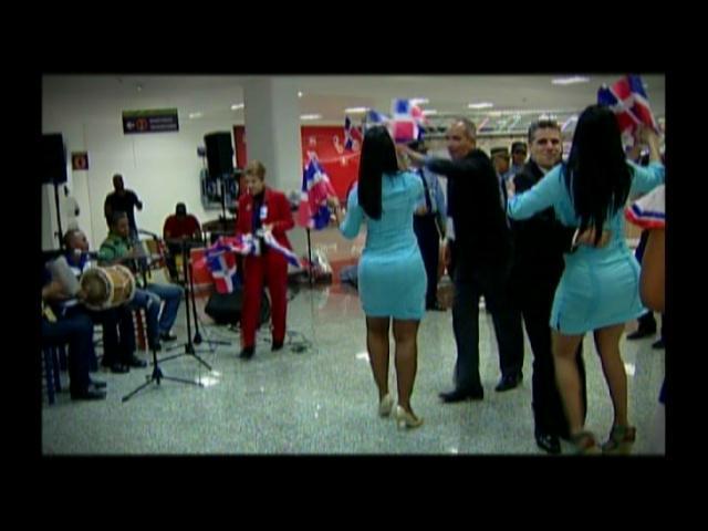 Más de Cien mil pasajeros han llegado al país por el AILA para celebrar la navidad