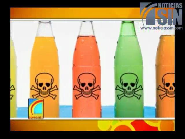 ¿Cómo afectan las bebidas azucaradas el comportamiento de los niños?