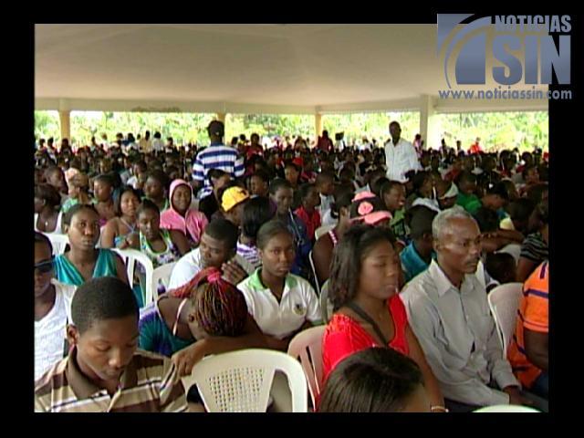 Concluye jornada de consultas de descendientes de haitianos a la CIDH
