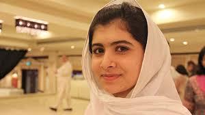 La joven pakistaní Malala Yousafzai es premiada en España