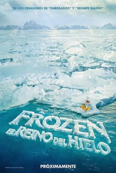 Frozen El Reino Del Hielo ya está en los cines