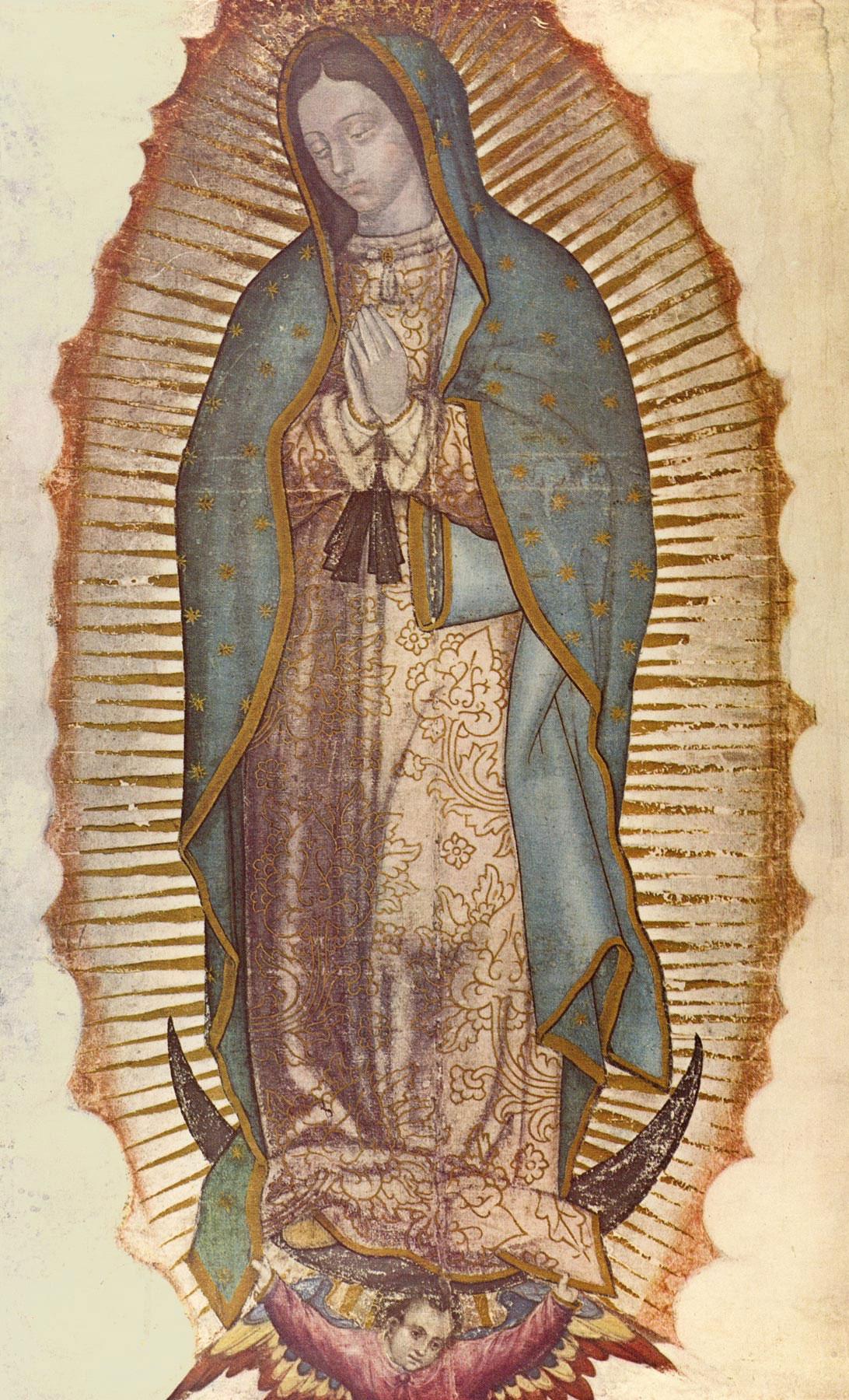 Fieles desafían frío en Chicago para rendir homenaje a la Virgen de Guadalupe