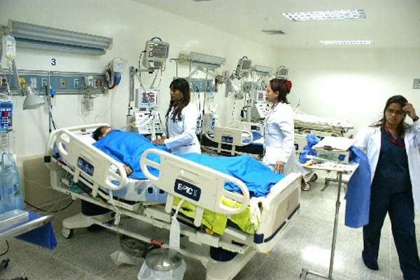 Hospitales aseguran estar preparados para feriado de fin de año