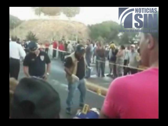 Asesinan a tres personas y otras seis resultan heridas en Santiago