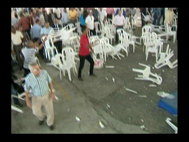Enfrentamientos por el control de los partidos matizó la Política en el 2013