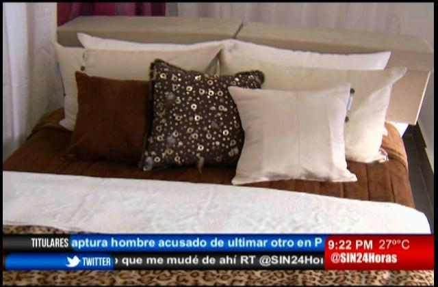 La importancia de descansar en una cama recogida y con la textura y colores ideales