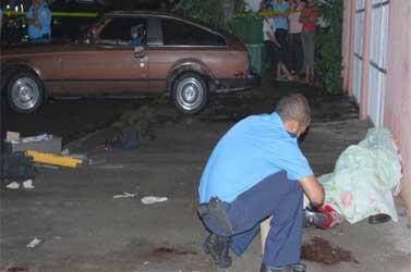10 muertos en tiroteo entre autoridades y presuntos asaltantes en Nicaragua