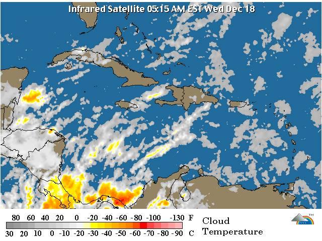 Condiciones marítimas siguen anormales, informa Meteorología
