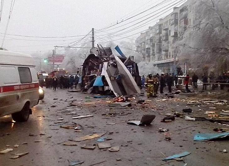 Más de 30 personas mueren en dos atentados en Rusia en menos de 24 horas