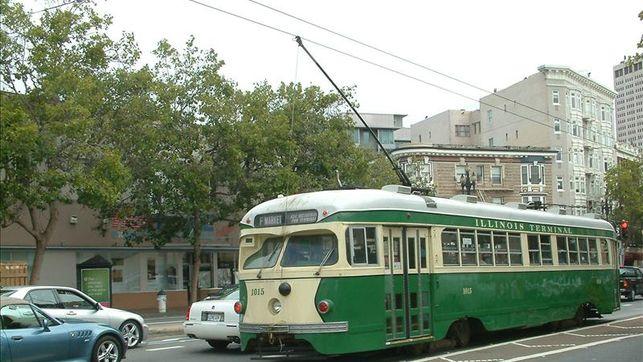 El tranvía vuelve a Washington medio siglo después