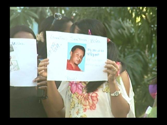 Reclaman información de 30 yoleros desaparecidos