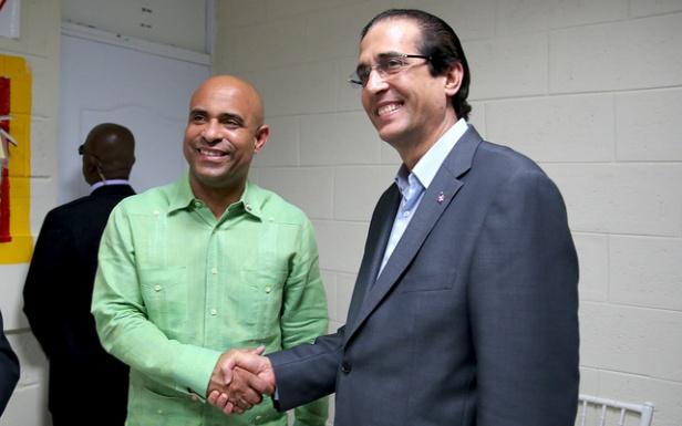 Diálogo entre RD y Haití continuará el 20 de marzo