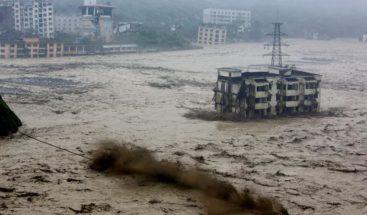 Víctimas mortales de las lluvias en oeste de Japón podrían llegar al centenar