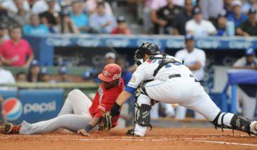 El Escogido empata 3-3 la serie final del béisbol
