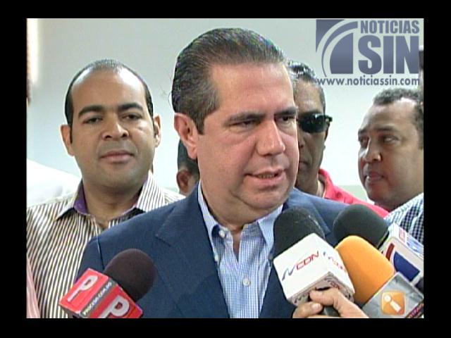 Francisco Javier: La llave de la unidad y victoria del PLD está en manos de Fernández
