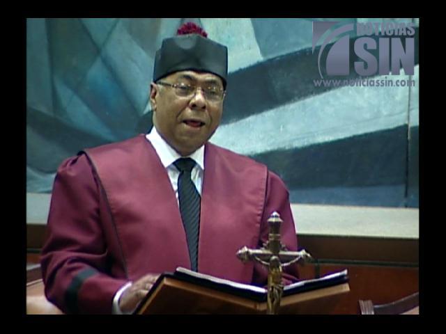 Milton Ray Guevara envía carta de felicitación por Día de Constitución