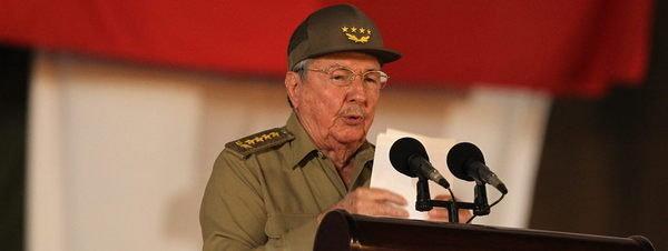 Raúl Castro afirma que la paz en Colombia es