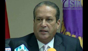 CO del PLD es la responsable de atender denuncias de comicios, según Pared Pérez